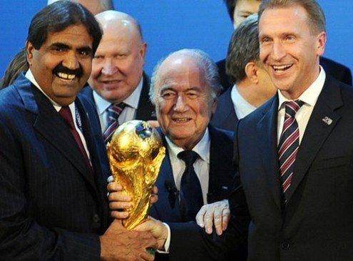 Mundial 2022 en Qatar