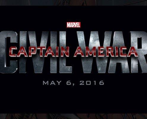 Captain America- Civil War
