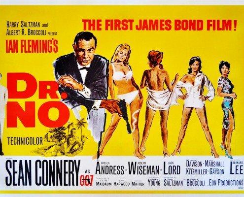Poster de Dr. No