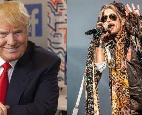 Trump vs Aerosmith