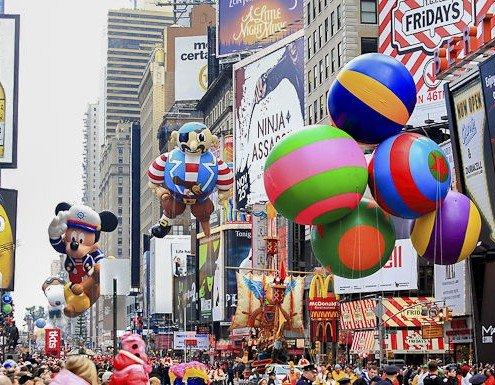 Desfile en NY