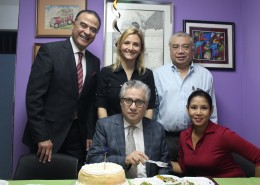 Cumpleaños de Ruben Murgas