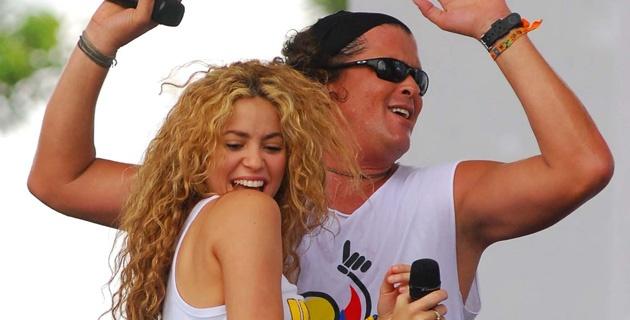 Shakira y Vives