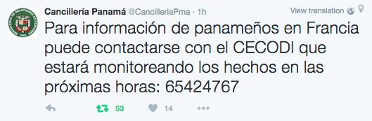 via @CancilleriaPma