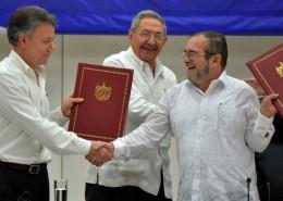 Colombia y FARC