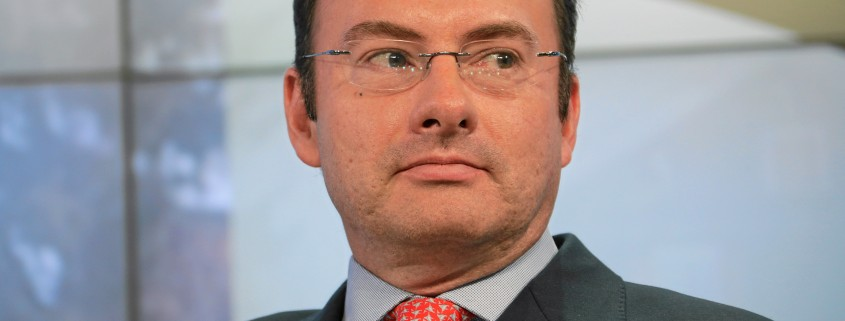 Emerging Economies at a Crossroads: Luis Videgaray Caso