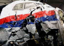 Dutch Safety Board Issue Their Findings On The MH17 Air Disaster