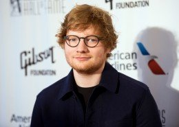 NEW YORK, NY - JUNE 15:  Singer Ed Sheeran attends the 48th Annual Songwriters Hall Of Fame Induction and Awards Gala at New York Marriott Marquis Hotel on June 15, 2017 in New York City.  (Photo by Noam Galai/WireImage)