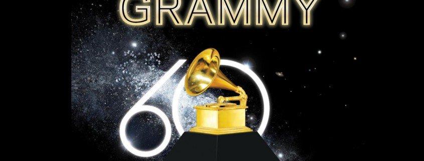 Logo Grammys 2018