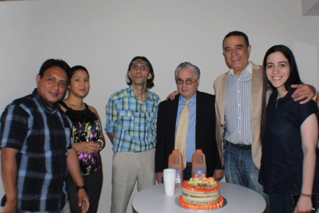 Feliz Cumpleaños Rubén Murgas